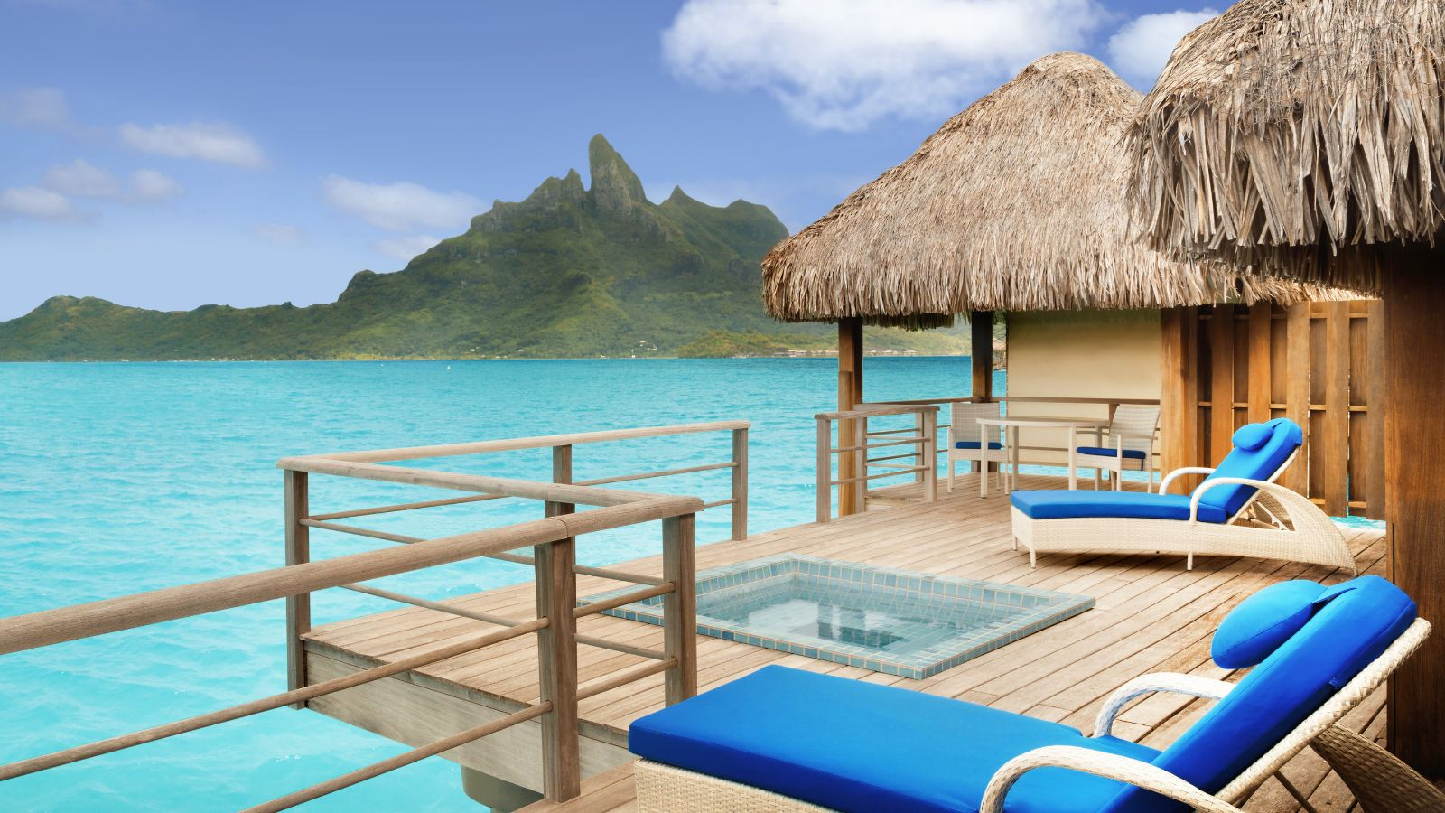 Starwood Suites The St Regis Bora Bora Resort