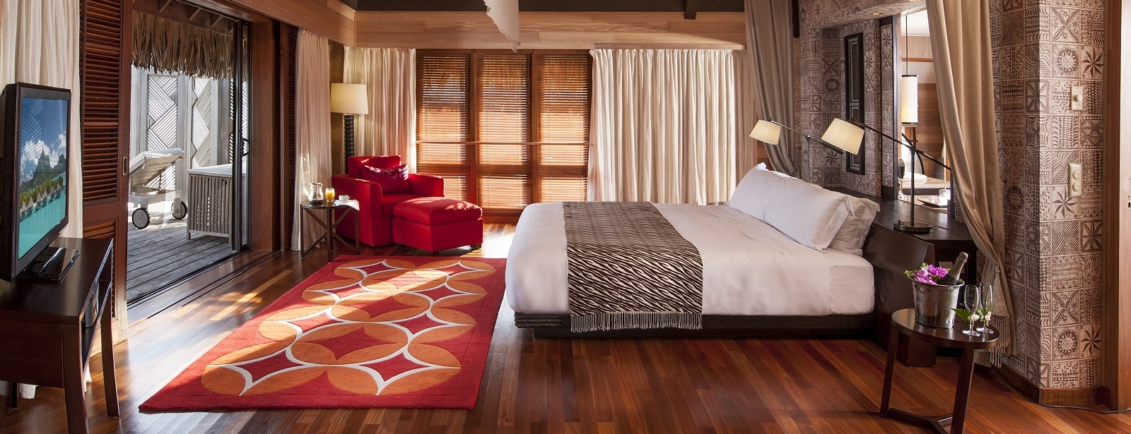 The St. Regis Bora Bora Resort - Overwater Superior Villa